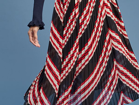 Getting the max out of a maxi skirt…