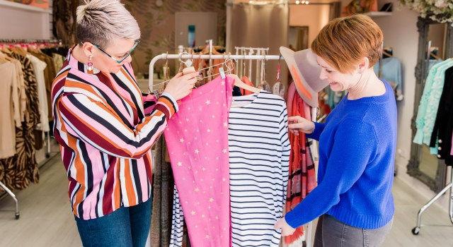Stylish Shopping – 3 hour experience