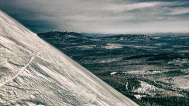 Backside Snowfield