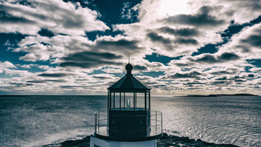 Marshall Point Light Tower