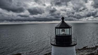 Light Tower Pemaquid