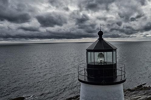 Light Tower Pemaquid Point