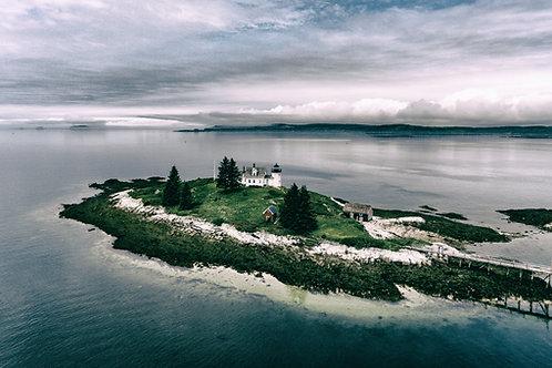 Pumpkin Island, West