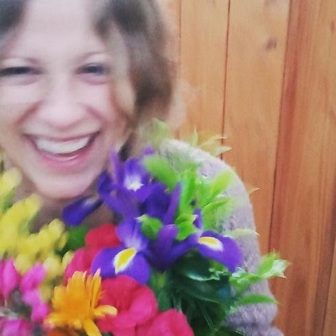 Me flowers.JPG