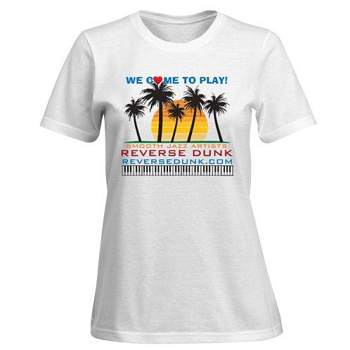 Woman's White T-shirt