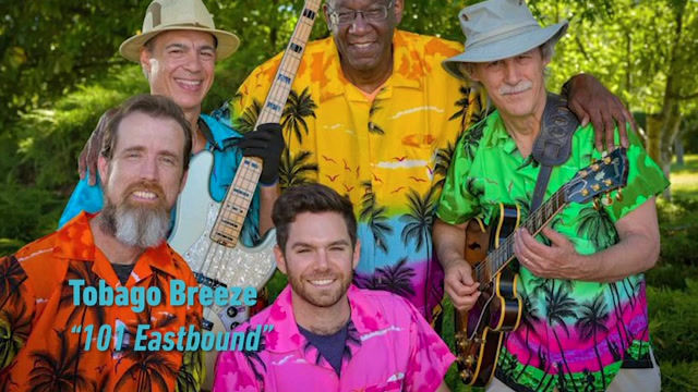 Tobago Breeze Jazz Band performs 101 Eastbound by Fourplay/Nathan East