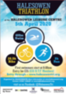 HTC Triathlon April 2019 Flyer
