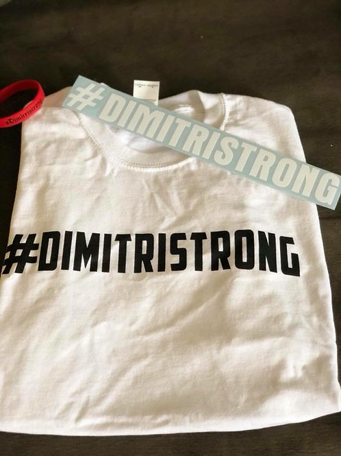 #DIMITRISTRONG Decals