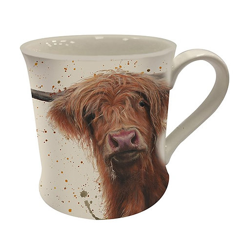Betsy Highland Cow