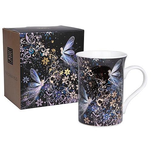 Bug Art Fairy Mug