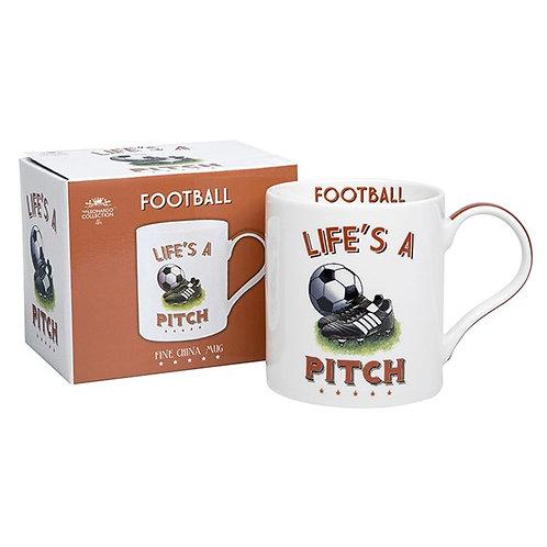 Cheeky Sport Mug Football