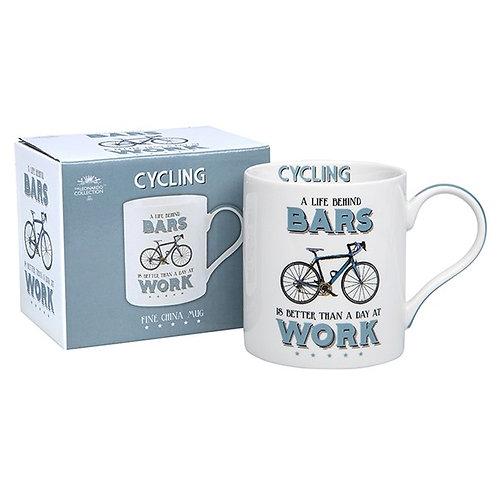 Cheeky Sport Mug Cycling