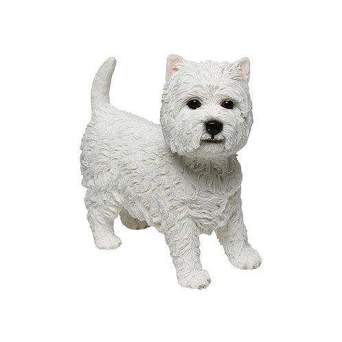 West Highland Terrier (Westie) Figurine