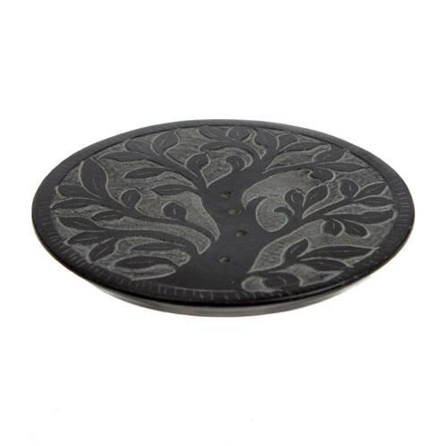 Soapstone Incense Plate