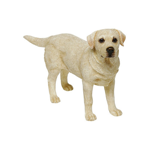 Golden Labrador Figurine