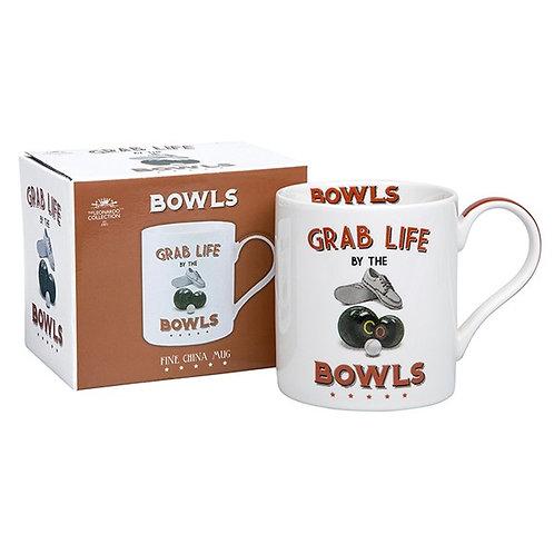 Cheeky Sport Mug Bowls