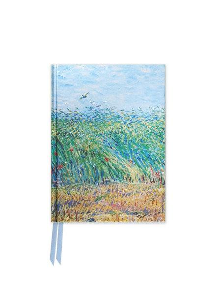 Van Gogh: Wheat Field with a Lark