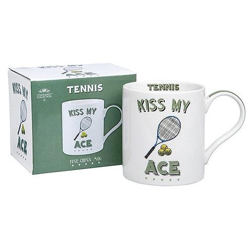 Cheeky Sport Mug Tennis