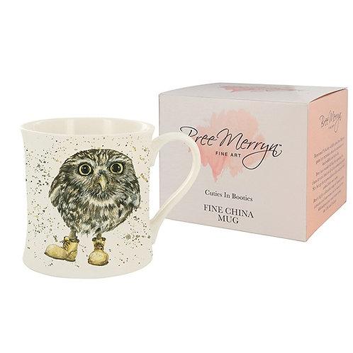 Oakley Owl Mug