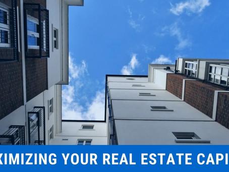 Maximizing Your Real Estate Capital - Webinar Replay