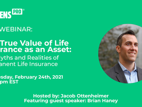 The True Value of Life Insurance as an Asset