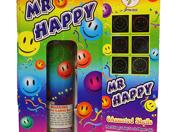 6sh. Mr. Happy