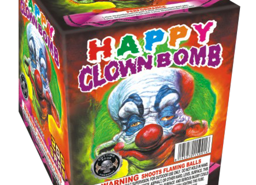 Happy Clown Bomb