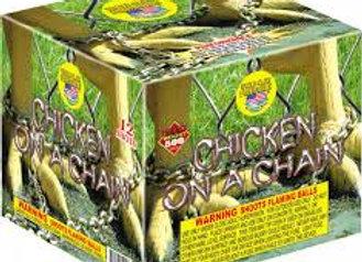 Chicken on a Chain