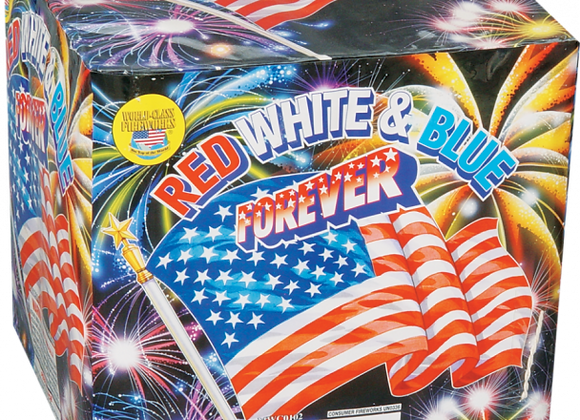 Red White and Blue Forever
