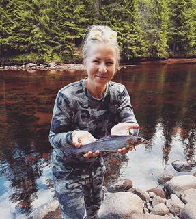 STUGAN OCH FISKE 👌 finns det nått mera