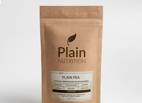Almost Plain Pea Chocolate - 1kg(2.2lbs)