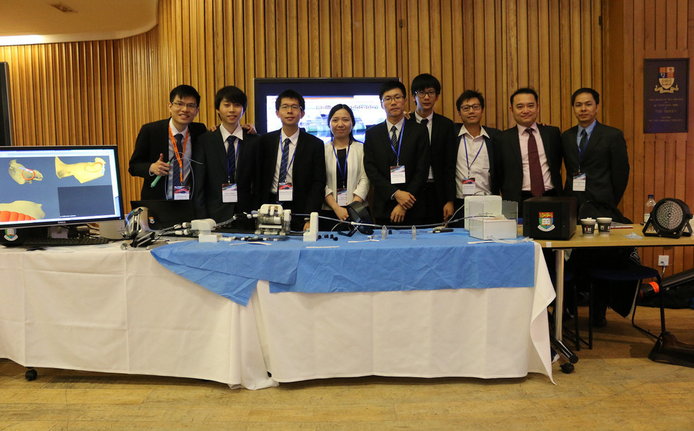 Surgical Robot Challenge 2016 in London
