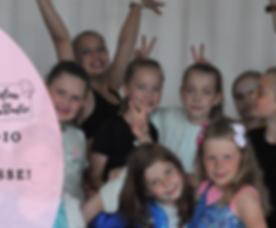 Carolina tantsustuudio linnalaager