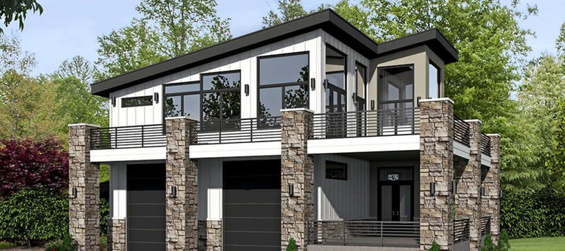 Architectural Style: Rambler/Ranch 2 Stories