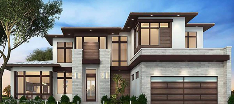Architectural Style: Cottage 2 Stories