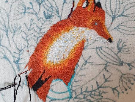 Foxy Monday