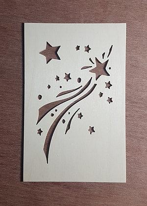 Shooting Stars Faceplate