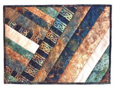 Free Stitch & Flip Placemat Pattern