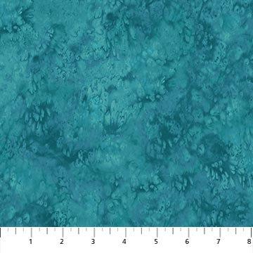 Coastal Christmas Aqua Blue
