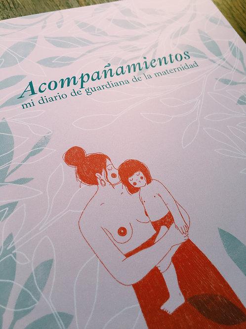 Libreta Acompañamientos - Guardiana de la maternidad