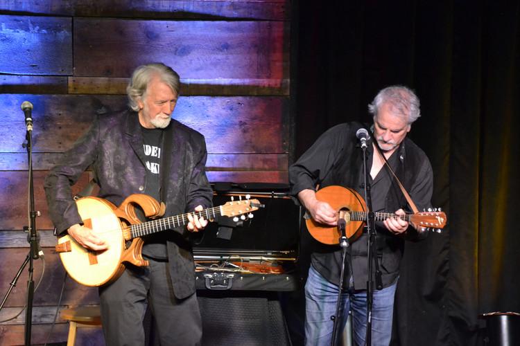 John McEuen & The String Wizzards
