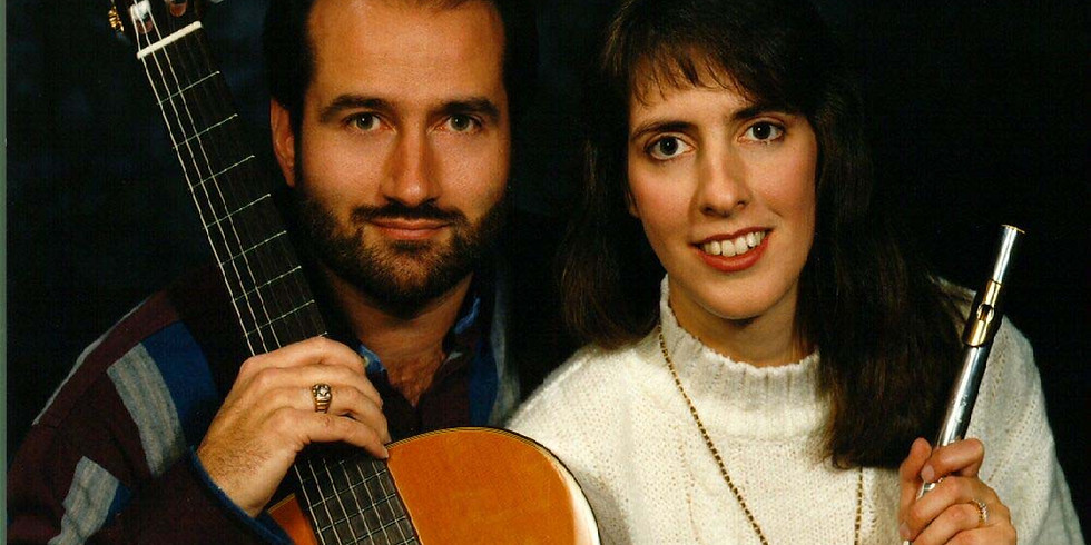 John & Candace McCoy in Concert