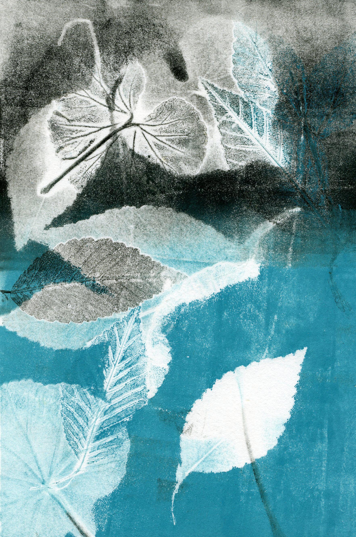 Nature Monoprint