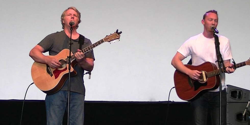 Songwriting Duo Mike Teague & Dan Krikorian