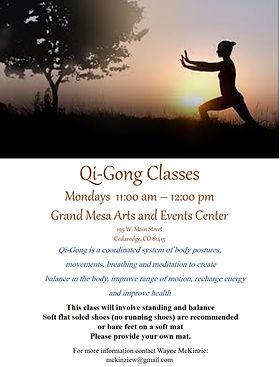 GMAEC | Qi-Gong