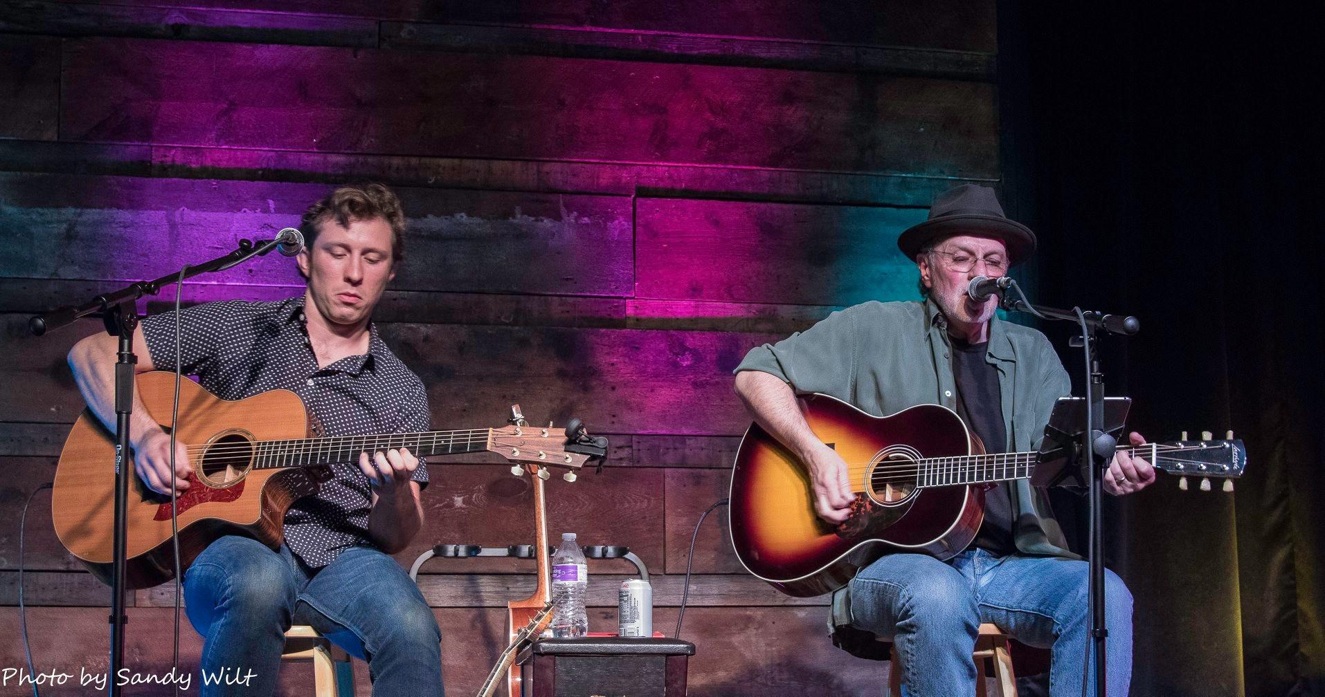 Erik Stucky & David Starr