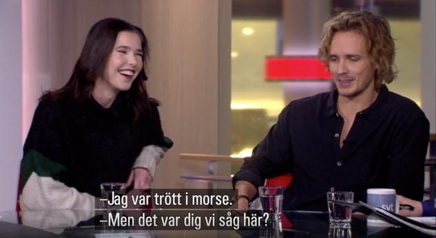 Intervju Morgonsoffan