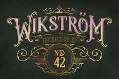 Jessica Wikström Photo Logo Branding
