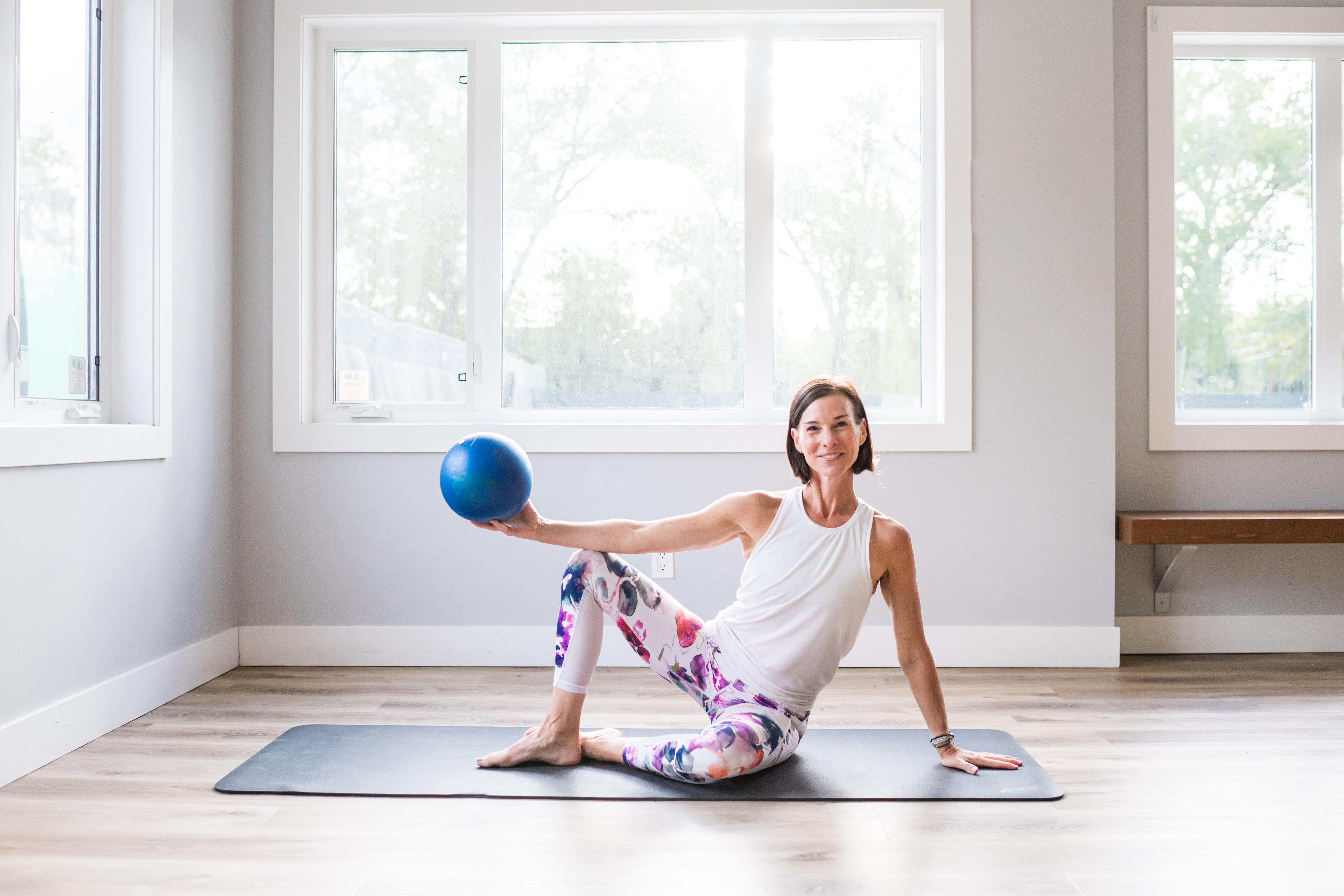 Pilates with Props - All Levels (M 9AM)