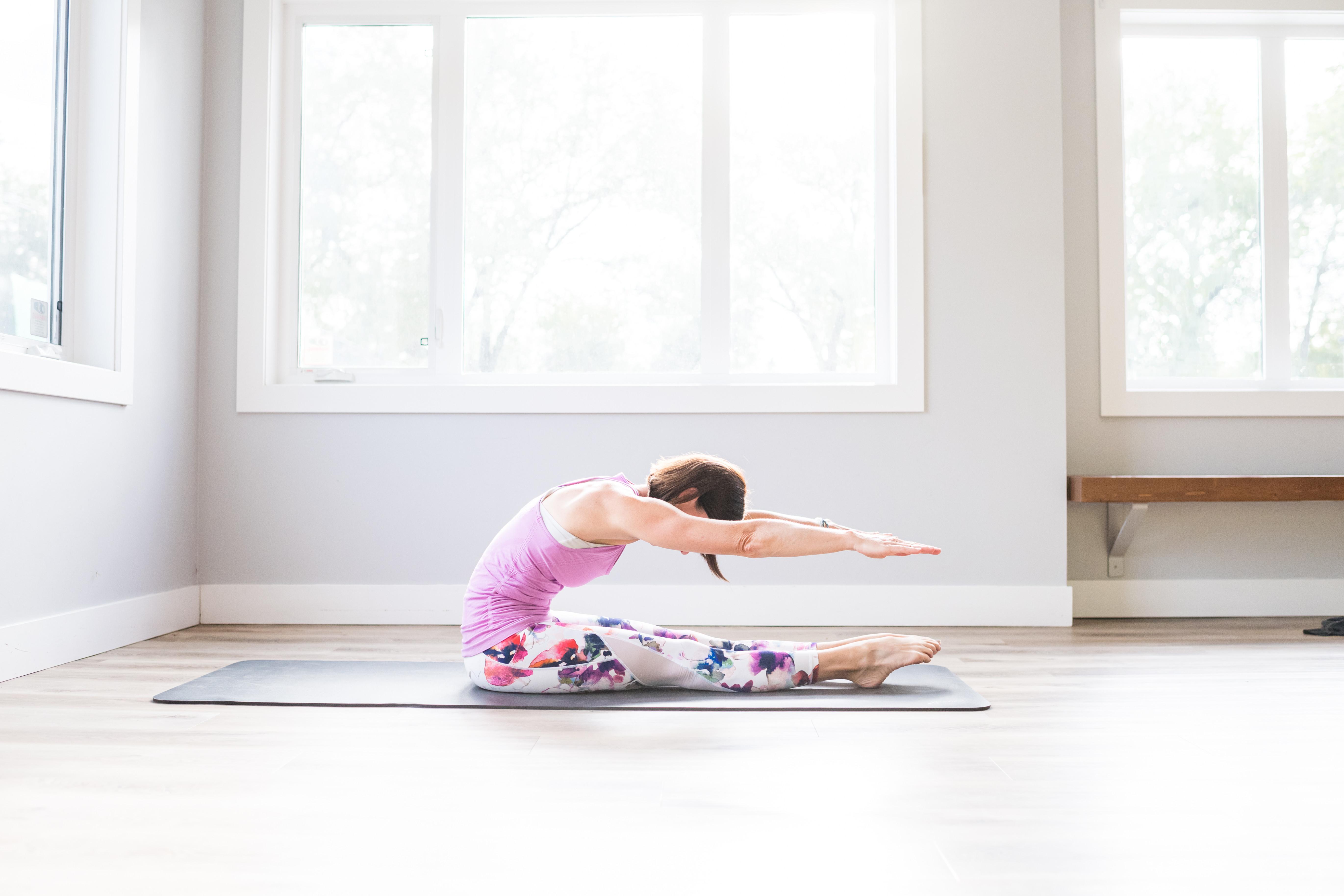 Mat Pilates - All Levels (M 6PM)